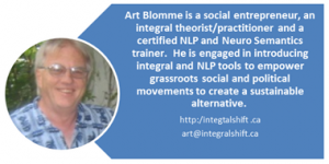 Art Blomme About Excerpt
